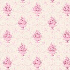 Tilda Sweet Christmas Fabric - Venice Pink - Fabric