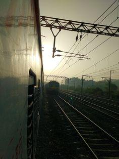 Lifeline of Mumbai.. #Mumbai #India #train #localtrain #Railway