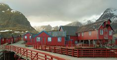 Lofoten in Norway - From THE ESSENCE OF THE GOOD LIFE™ - https://www.facebook.com/pages/The-Essence-of-the-Good-Life/367136923392157
