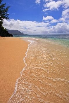 Hideaways Beach - Kauai, Hawaii