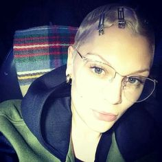Glasses jessie j Jessi J, Dreadlocks, Glasses, Hair Styles, Beauty, Fashion, Eyewear, Hair Plait Styles, Moda