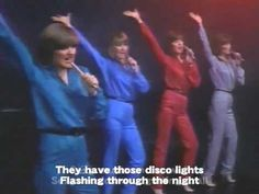 Sexy Music - The Nolans. If you like jumpsuits, shag haircuts, killer moves and sexy, sexy, sexy music then look no further!