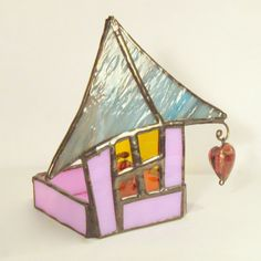 A lot of kids, especially, little girls, love to draw little cottages that would suit a gnome or a...