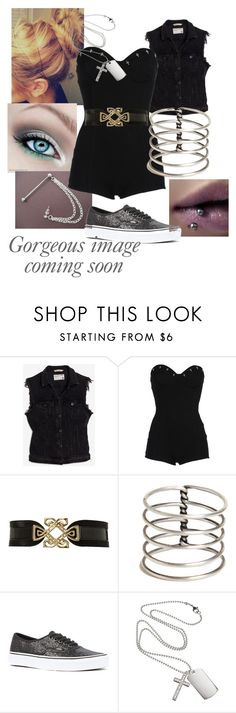 """""""Coming Soon"""" by lamenk99 ❤ liked on Polyvore featuring rag & bone/JEAN, Motel, Biba, Ann Demeulemeester, Vans and LOFT"""