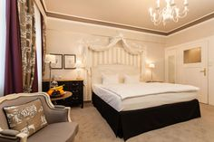 Superior Doppelzimmer / Zimmergröße: 25-30 m2