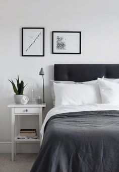 Bedfolk bedding - review and discount | These Four Walls blog #remodelbedroom