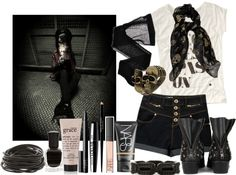 """""""Lexus Amanda Thrasned Metal Style"""" by lovelygirl-840 ❤ liked on Polyvore"""