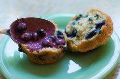 my most favorite blueberry muffin recipe yummy-yummy