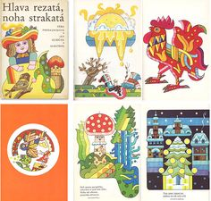 1983. URESICA Uleshka] [: picture books books abroad (Czech Republic, Hungary other)