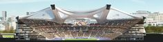 Gallery - Zaha Hadid Architects Release Video Presentation and Report on New National Stadium in Tokyo - 3