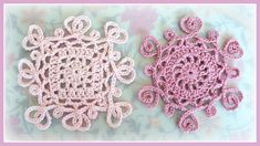 Mr. Micawber's Recipe for Happiness: Filigree Hearts ~ a Free Crochet Pattern with a Fun New Technique