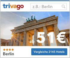 Die weltweit besten Hotels auf einen Blick mit trivago