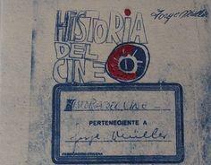 "Check out new work on my @Behance portfolio: ""Historia del Cine, Jorge Müller Libro fotoquímico."" http://be.net/gallery/58318451/Historia-del-Cine-Jorge-Mueller-Libro-fotoquimico"