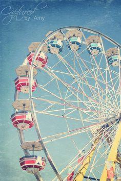 F is for Ferris Wheel