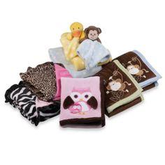 S.L. Home Fashions Baby Blankets - BedBathandBeyond.com