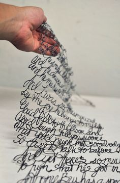 "Art #paper cut out: ""your song"" by Antonius Bui. https://www.behance.net/gallery/8391551/Your-Song"