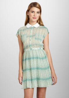 Green Lady Dress by Deby Debo