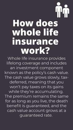 Life And Health Insurance, Whole Life Insurance, Business Money, Business Ideas, All About Insurance, Insurance Marketing, Term Life, Insurance Quotes, Marketing Ideas