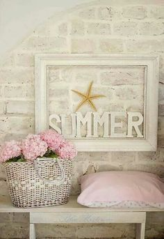 Love my Summer sign like this