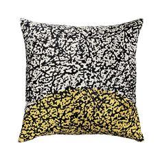 Yellow Stack Cushion Thing 1, Printing Ink, Screenprinting, Cushion Pads, Natural Linen, I Shop, Cushions, Throw Pillows, Yellow