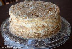 Biskvit; Russian Cake Recipe