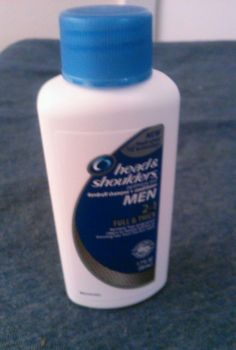 Head and Shoulders Full and Thick Shampoo Conditioner Travel Size #HeadandSghoulders