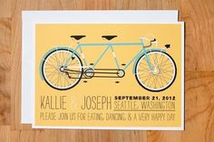 with options as cute as these, it's going to be so hard to choose wedding invitations one day!