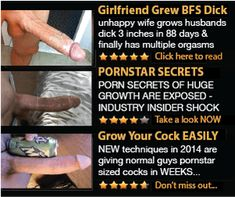 Grow your penis at home