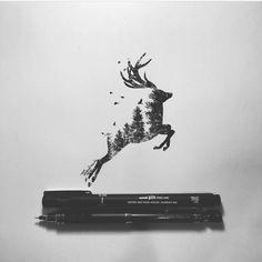 "50.5 k mentions J'aime, 146 commentaires - Instagram Art Featuring Page (@arts_help) sur Instagram : ""Beautiful By @pentasticarts _ @artshelp"""