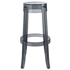 The otherworldly look of the Modway Casper Acrylic Bar Stool doesn't need to look flashy to be an attention grabber. Acrylic Bar Stools, Modern Bar Stools, Modern Home Furniture, Lowes Home Improvements, Modern House Design, Counter Stools, Wood Species, Interior Design Inspiration, Clear Acrylic