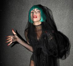 LADY GAGA of course :) be sure to catch her on tour November 9th - March 16th!