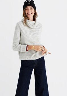 92940f08 Women's Sweaters : Pullovers & Cardigans for Women | Madewell.com Ski  Sweater,
