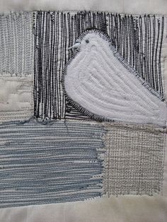 dove in Lucy Tower by jantze tullett, via Flickr