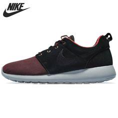53e72731b3a29 Original NIKE ROSHE ONE PREMIUM Men s Running Shoes Sneakers  Nike free  shoes