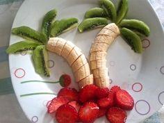 presentacion comida niños - Buscar con Google