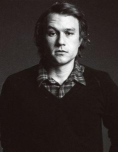Unseen photoshoot of Heath Ledger