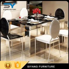 table and chairs dining tables high top tables steel material high tops board stainless steel products