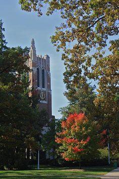 Beaumont Tower, Michigan State University, East Lansing, MI