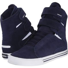 Supra Society II Men's Skate Shoes (14640 RSD) ❤ liked on Polyvore featuring men's fashion, men's shoes and men's sneakers