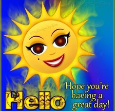 Are you looking for ideas for good morning sunshine?Browse around this website for perfect good morning sunshine ideas. These entertaining quotes will make you enjoy. Great Day Quotes, Cute Good Morning Quotes, Good Afternoon Quotes, Good Morning Sunshine, Good Night Quotes, Good Morning Good Night, Good Morning Wishes, Good Morning Images, Happy Sunshine