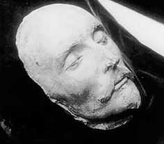 death mask - shakespeare