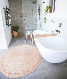 Relaxed bathroom