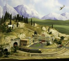 HO Scale Model Trains - Orange County | Milepost 38