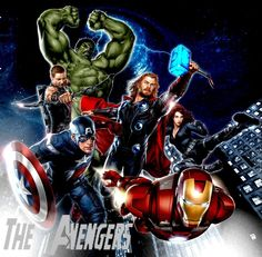 The Avengers Movie | The Avengers Movie 2012 by BrennerRQ7 on deviantART
