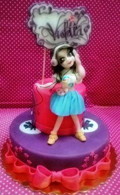 Violetta cake 2