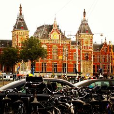 #Amsterdam #Centraal #Train station