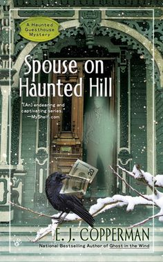 """Read """"Spouse on Haunted Hill"""" by E. Copperman available from Rakuten Kobo. Alison's shady ex needs to use her haunted guesthouse as a hideout in the latest from the national bestselling author of. Cozy Mysteries, Best Mysteries, Murder Mysteries, I Love Books, Good Books, My Books, Books To Read, Mystery Novels, Mystery Series"""