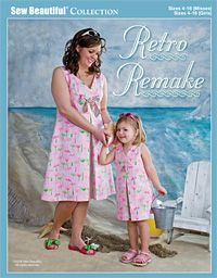Retro Remake (sz 4-16 girls)