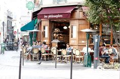 Le Marais...best place to hang, eat, and shop in Paris