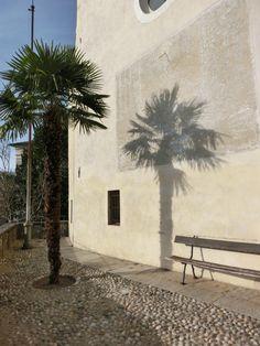 Sacro Monte Varallo UNESCO - l'ombra della palma sulla meridiana #sacrimontisocial